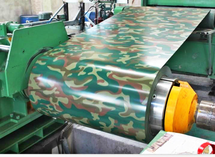 colour printing plate